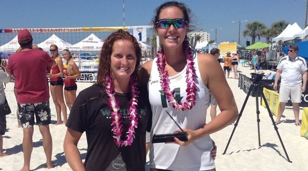 Brittany Tiegs and Nikki Taylor All-American